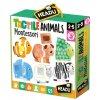 Hra Headu Montessori - Dotykové puzzle - Zvířátka