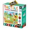 Hra Headu Montessori hmatové puzzle