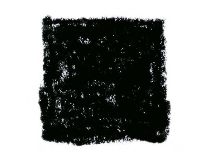 Voskový bloček, černý, samostatný