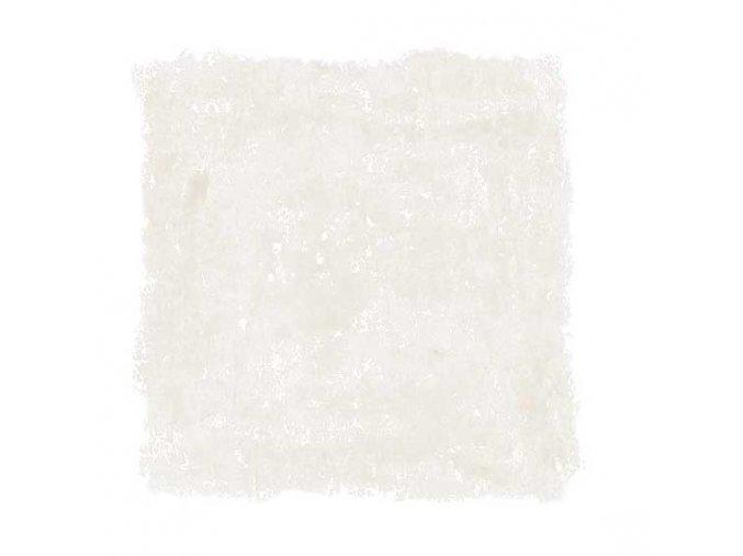 Voskový bloček, bílá, samostatný