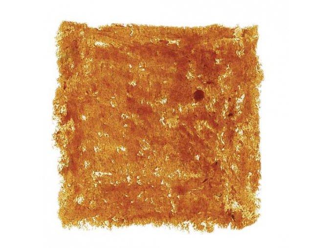 Voskový bloček, yellow ochre, samostatný