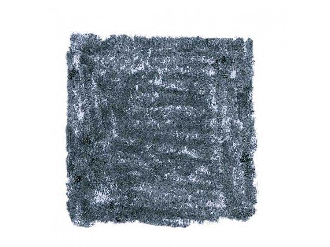 Voskový bloček, metalická stříbrná, samostatný
