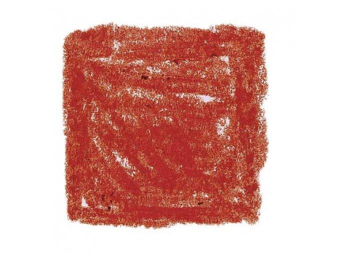 Voskový bloček, pastelová korálová, samostatný