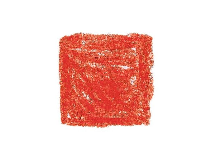 Voskový bloček, neon red, samostatný