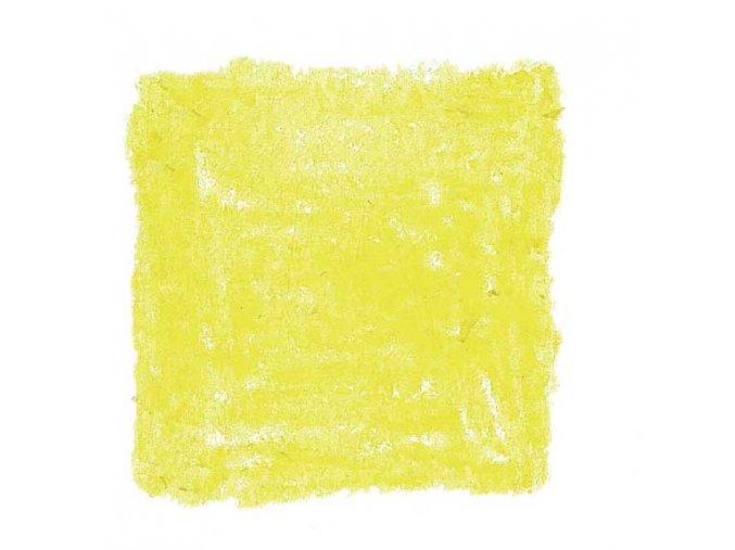 Voskový bloček, středně žlutá, samostatný
