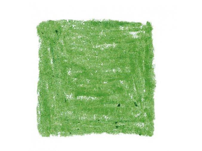 Voskový bloček, svěží zelená, samostatný