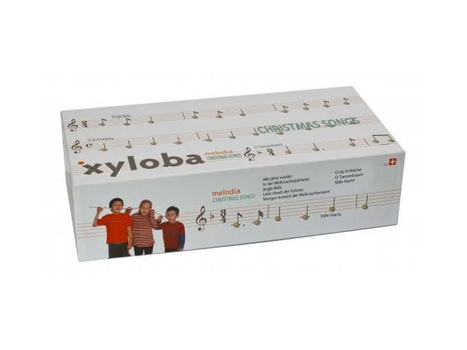 22019 Xyloba melodia Christmas Songs