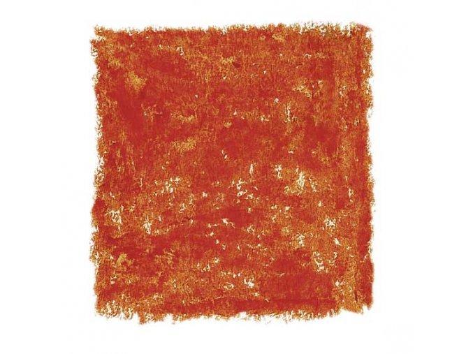 Voskový bloček, orange, samostatný