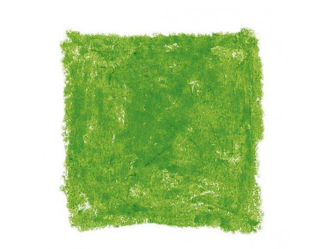 Voskový bloček, světle zelená, samostatný