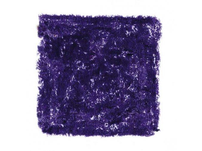 Voskový bloček, modrofialová, samostatný