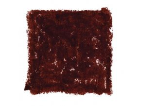 Voskový bloček, červenohnědá, samostatný