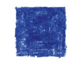 Voskový bloček, kobaltová modř, samostatný