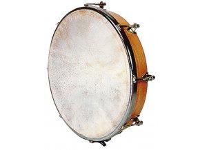 Rámový buben, laditelný