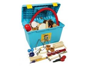 Sada perkusních nástrojů