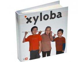 Xyloba kniha melodií
