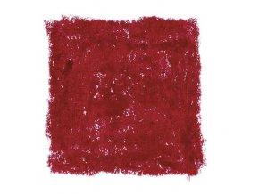 Voskový bloček, carmine red, samostatný