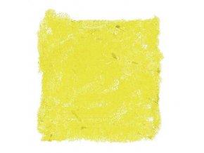 Voskový bloček, citrónově žlutá, samostatný
