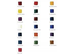 Akvarel - 250 ml samostatně - různé barvy