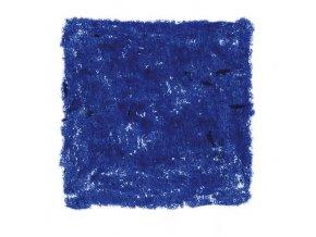 Voskový bloček, ultramarínová modř, samostatný