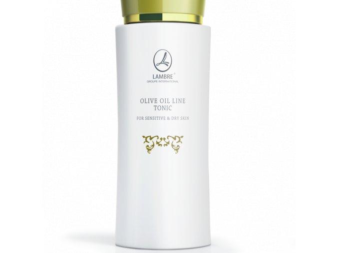 LAMBRE OLIVE OIL TONIC  vyhlazující olivové tonikum 120ML