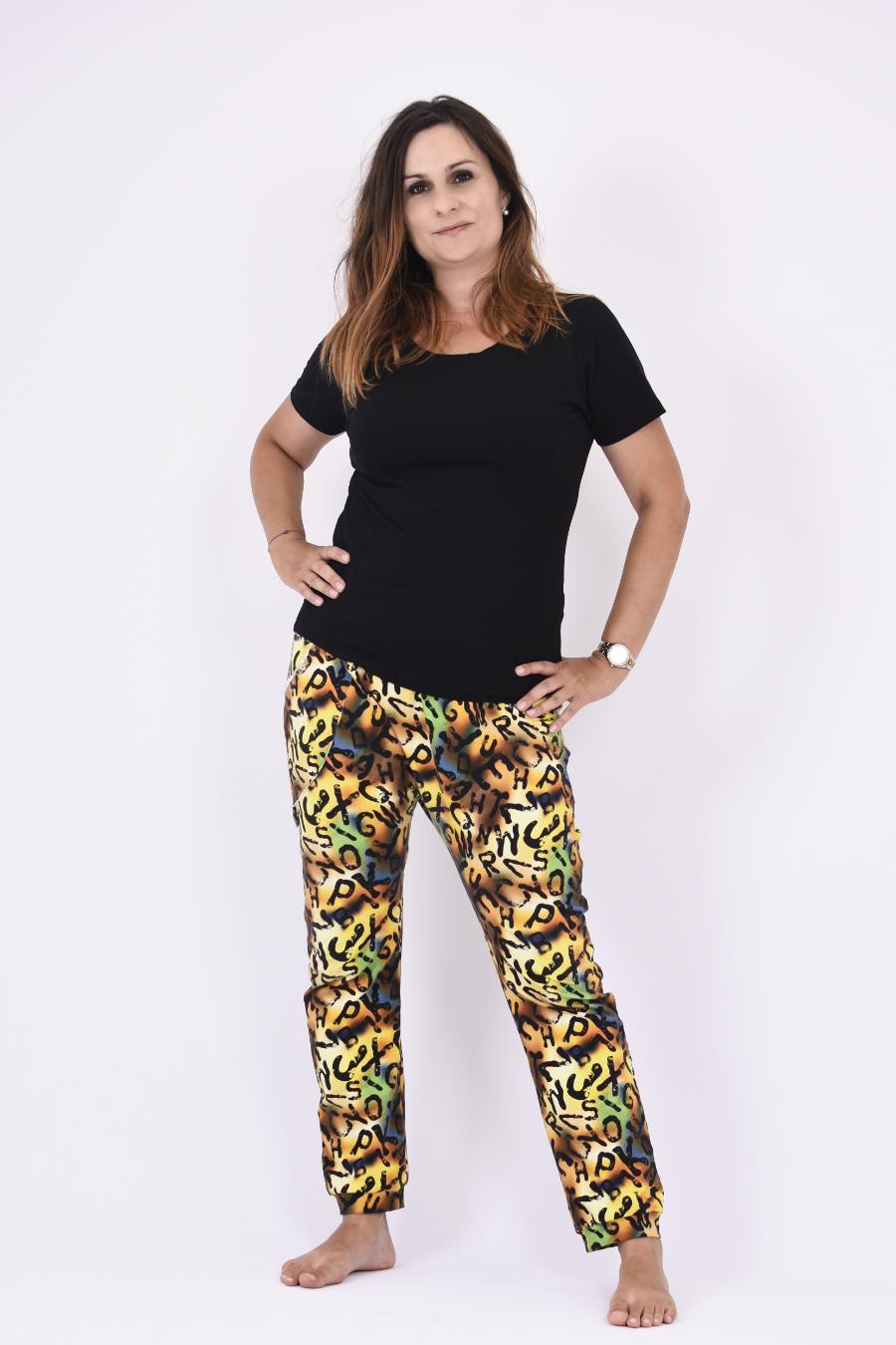 Cípatá puntíkatá sukně, barevné crazy kalhoty??...JÁ?