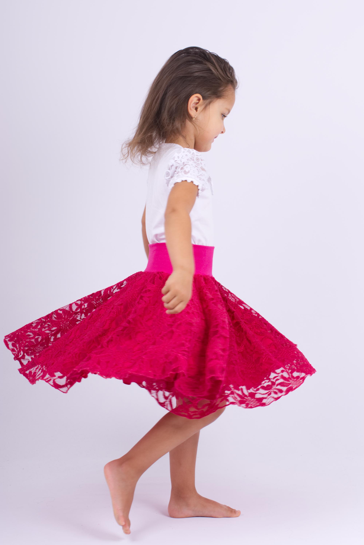 Luxusní točivé sukýnky pro Vaše malé princezny.
