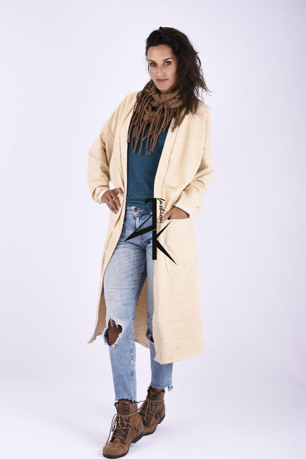dámské kabát B