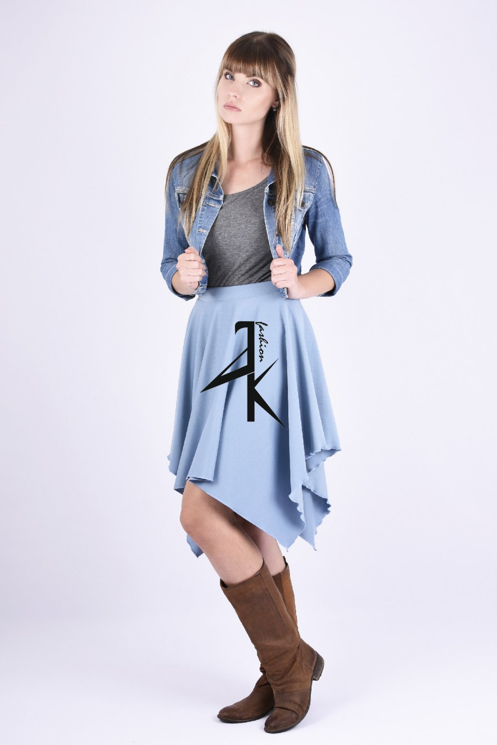 damska sukne cipy kratka 11113041