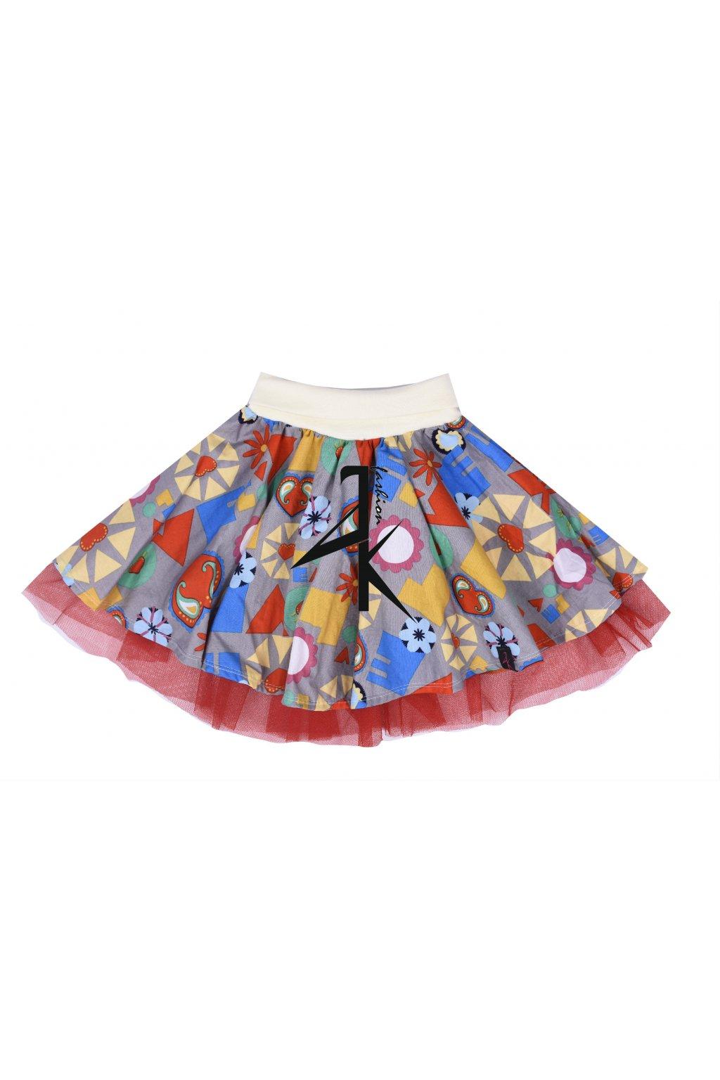 detske holka sukne tyl 3 5 let 11104964