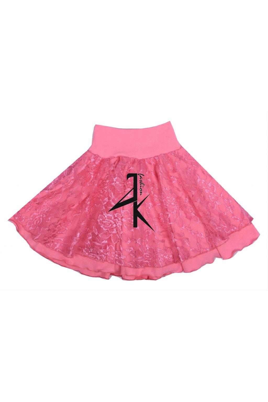 detske sukneb krajka pink 11115540