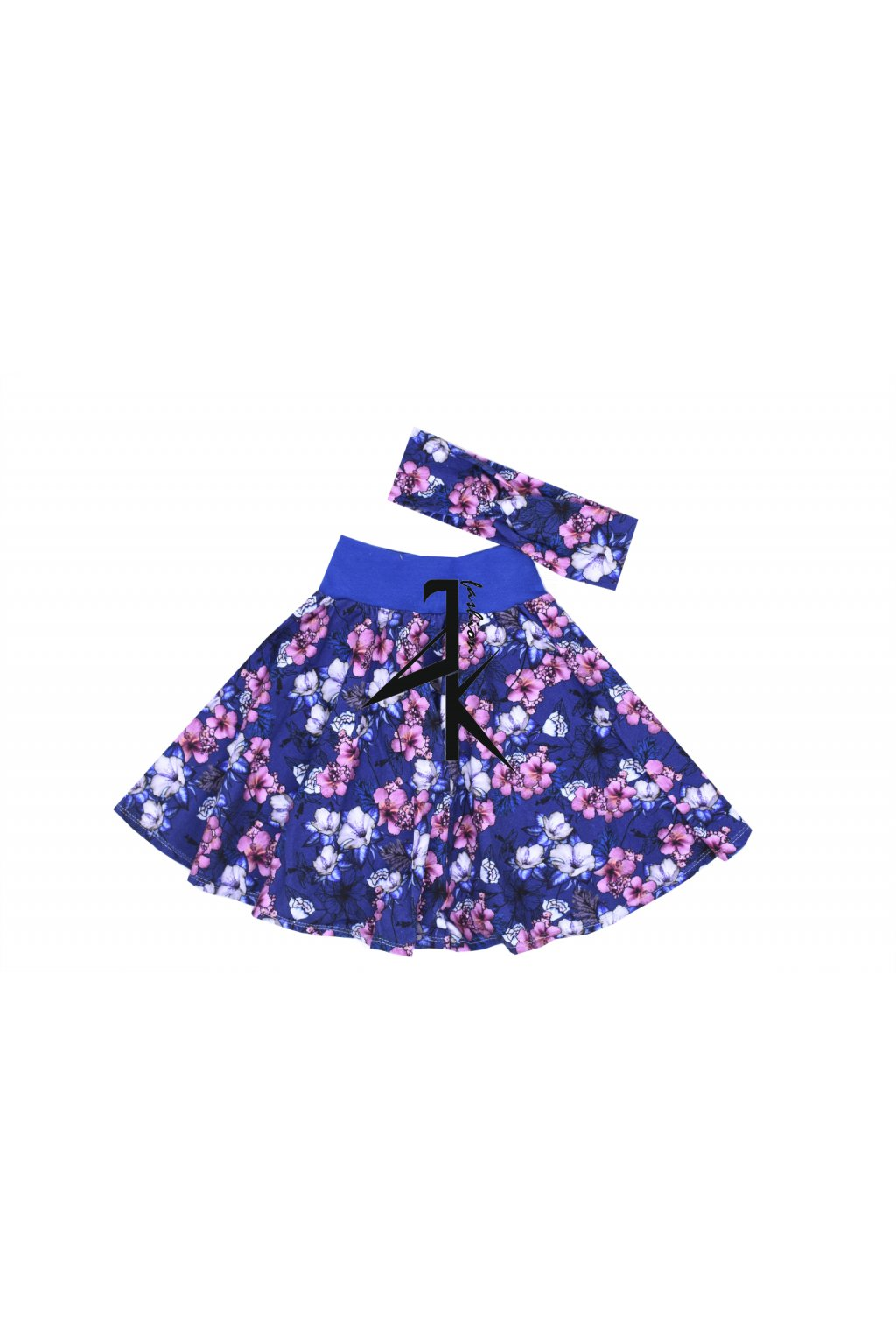 detske sukne celenka modre