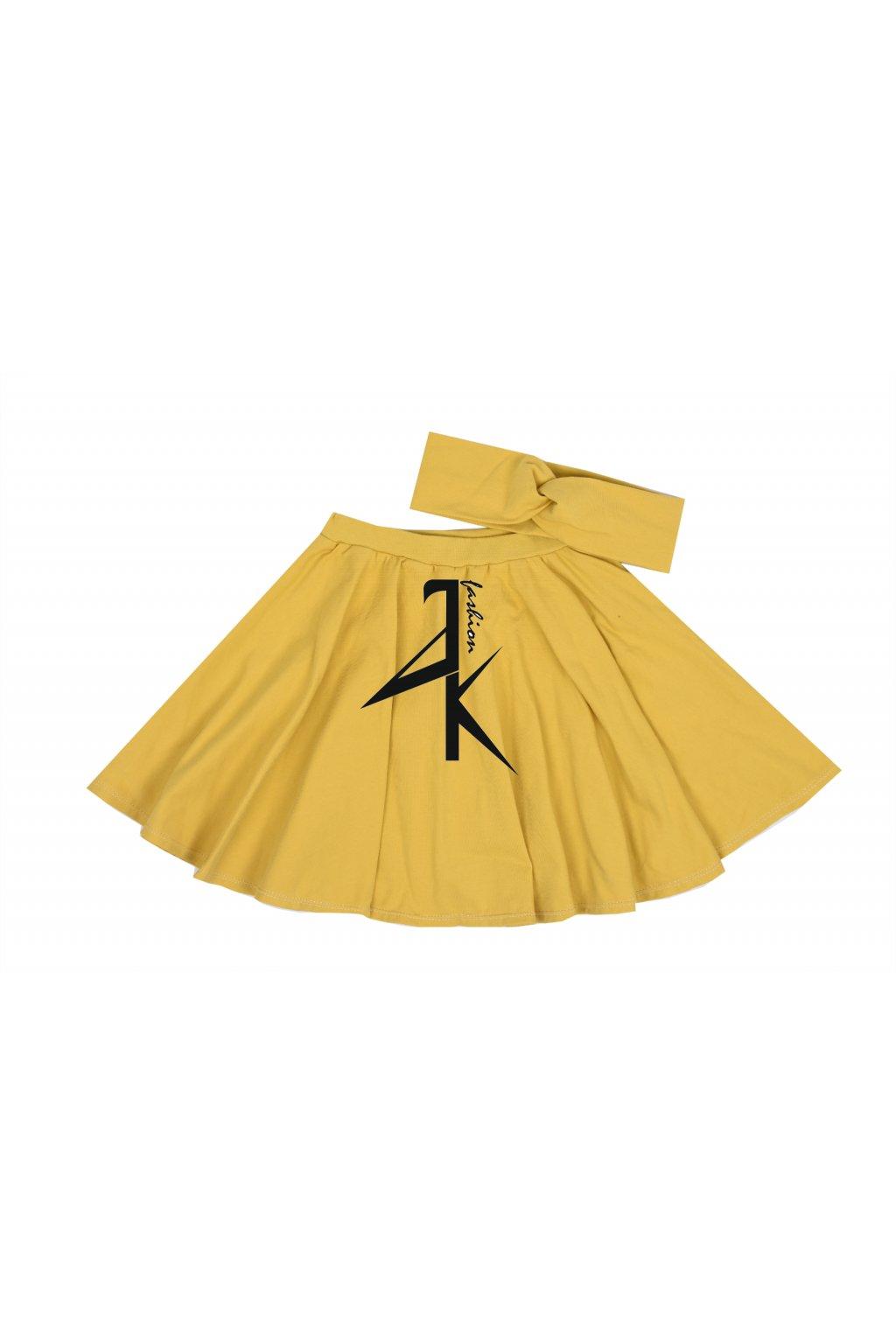 detske sukne celenka horcicna