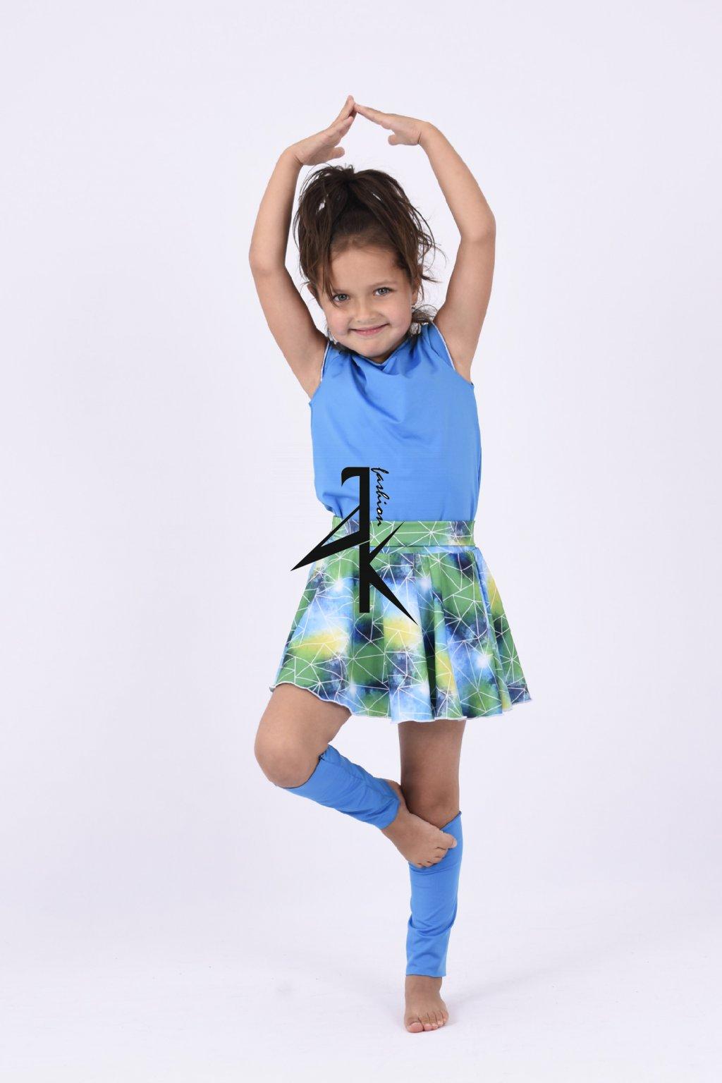 detske holka sukne triko navleky