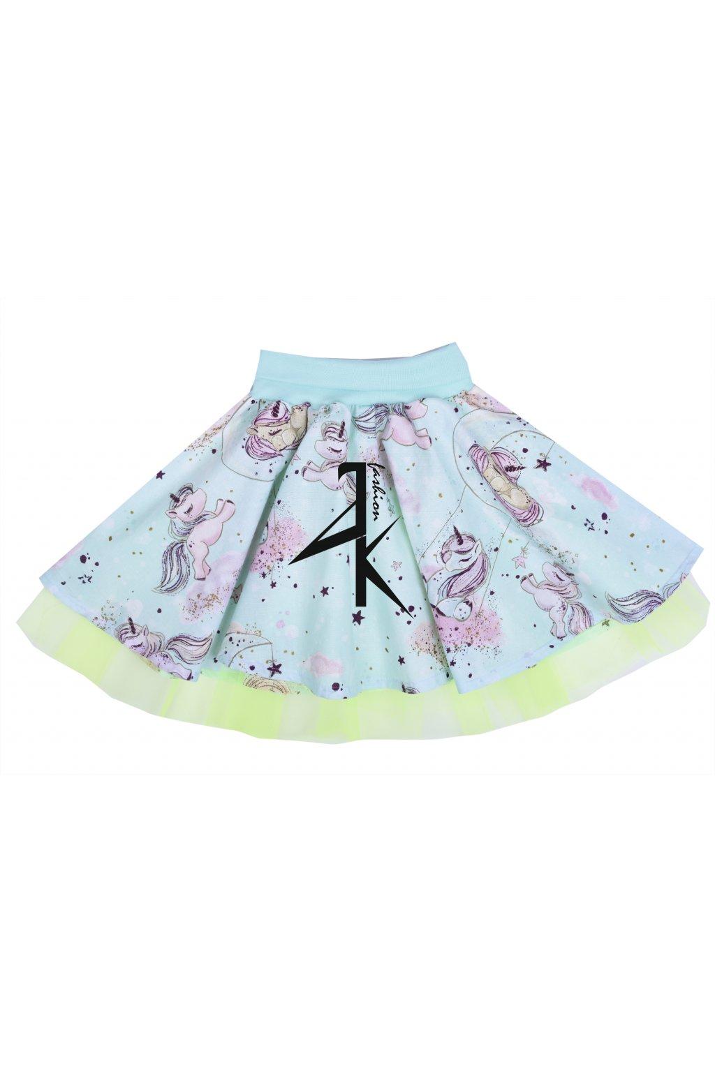detske holka sukne 1110