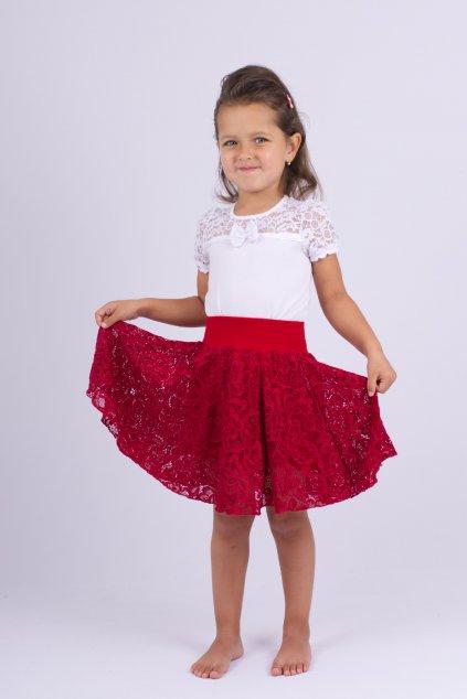 detske sukne krajka red 11112563