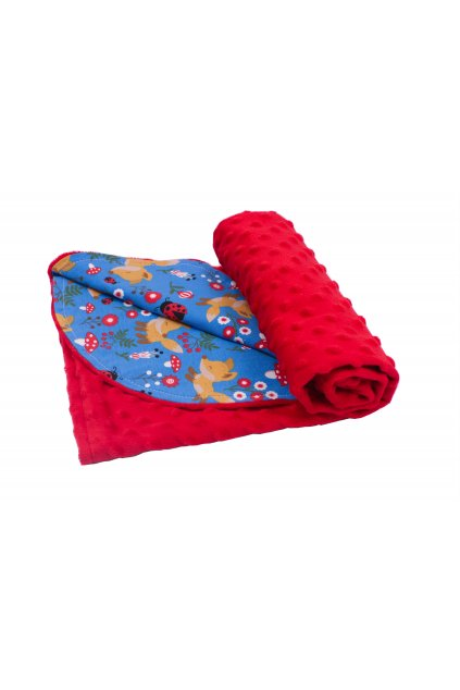 detske deky minky 11111740