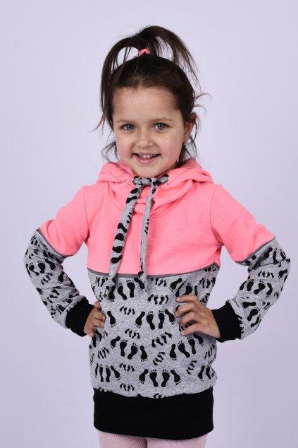 detske holka mikina 110