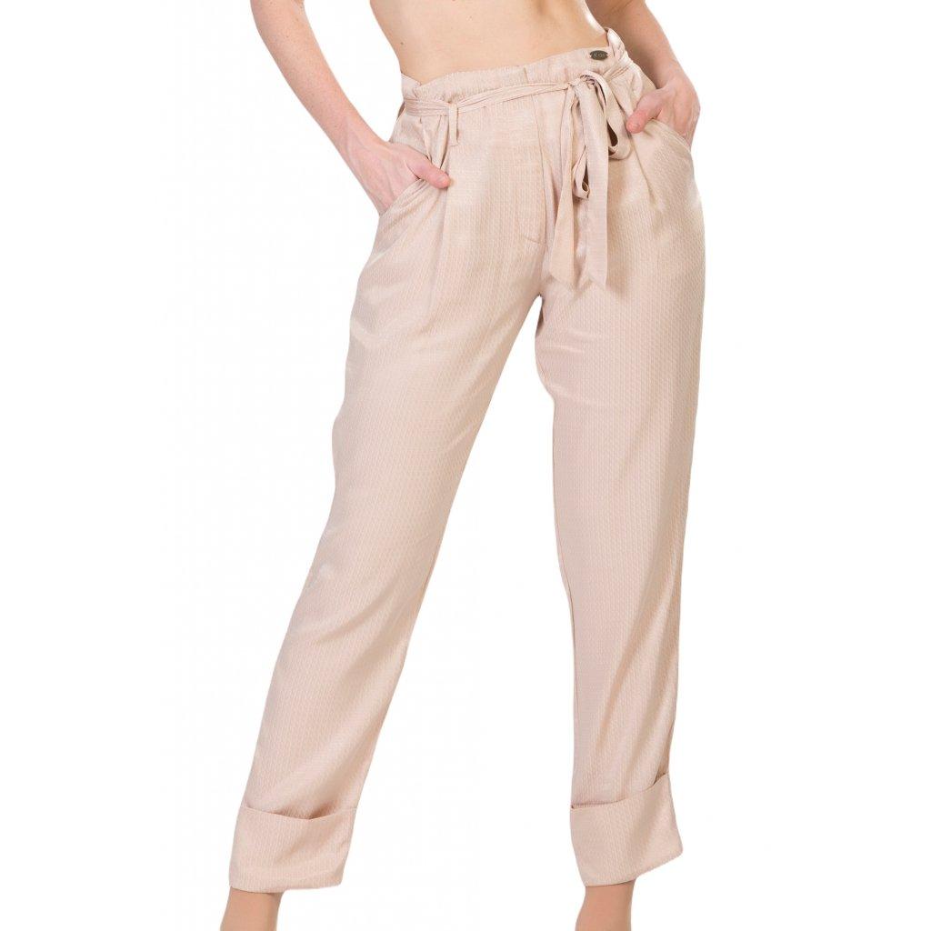 Dámské zkrácené kalhoty TERRA béžové