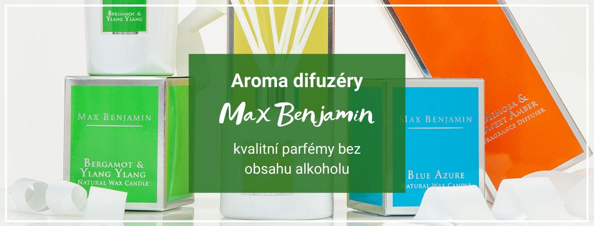 Aroma difuzery - Max Benjamin