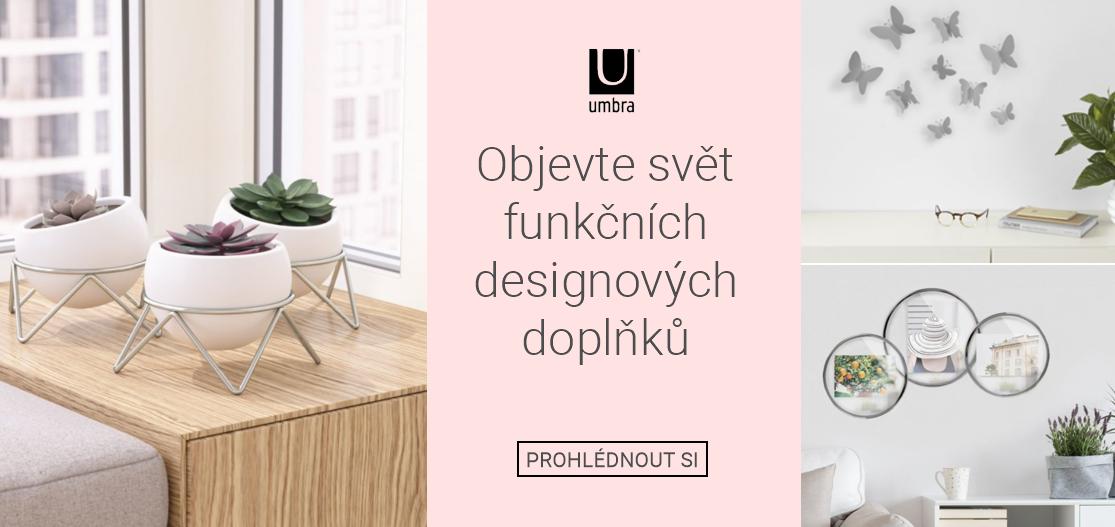 UMBRA designové doplňky