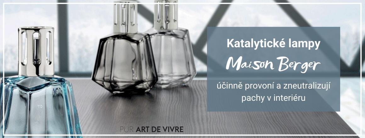 Katalyticke Lampy - Maison Berger