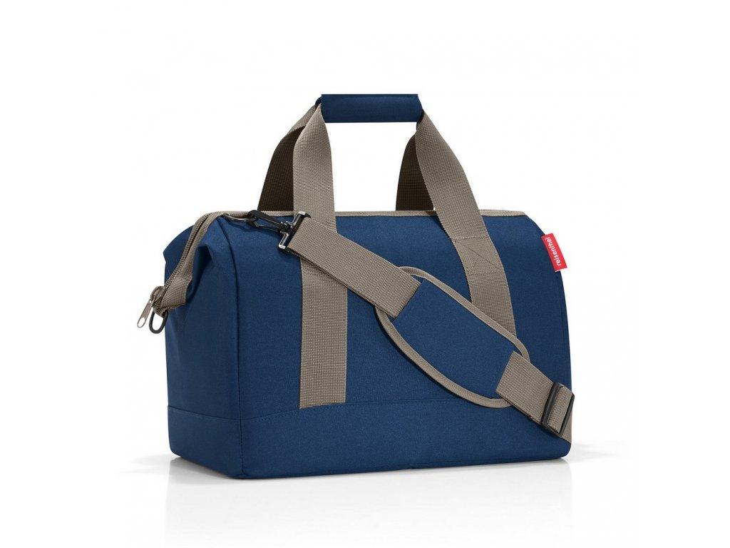 Cestovní taška ALLROUNDER M dark blue Reisenthel