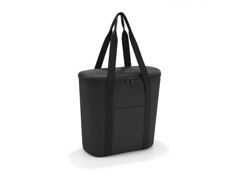 Taška na nákup,piknik THERMOSHOPPER black Reisenthel