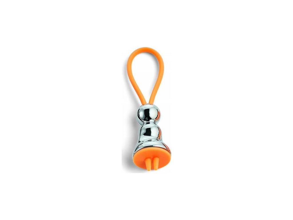 Přívěšek na klíče MISS stříbrný Philippi