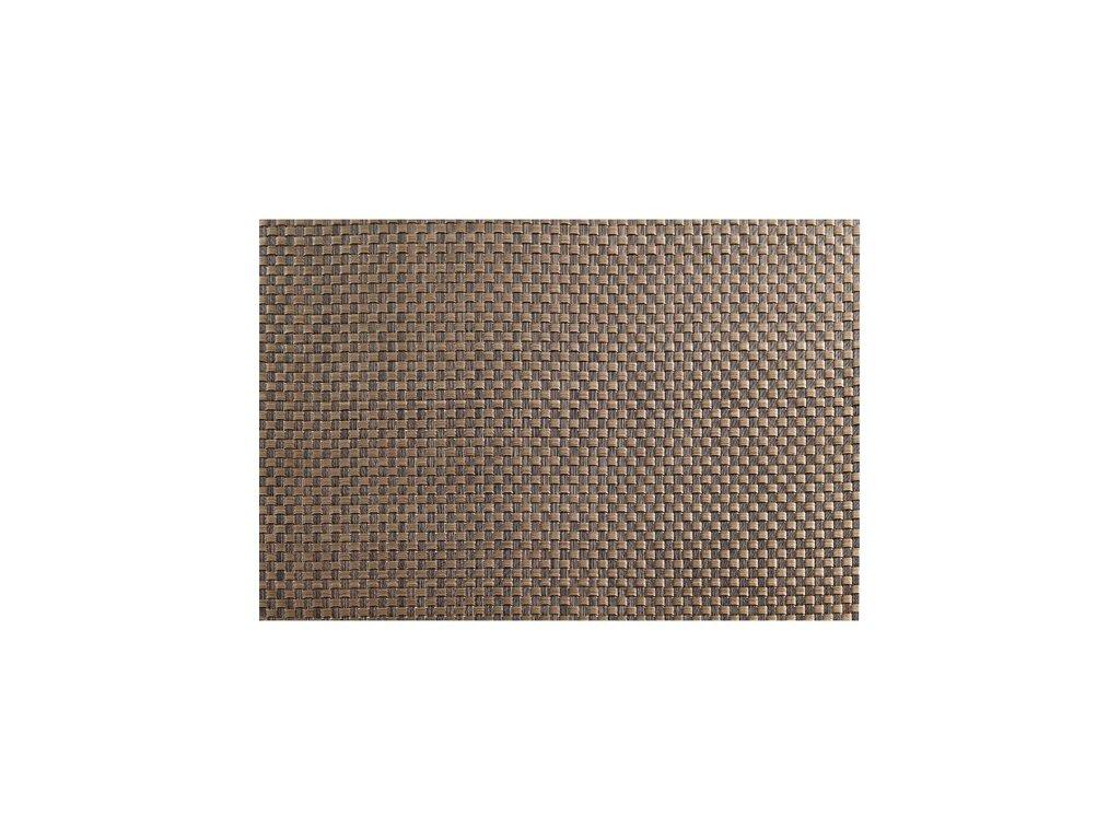 Prostírání 33 x 46 cm tmavě hnědé ASA Selection