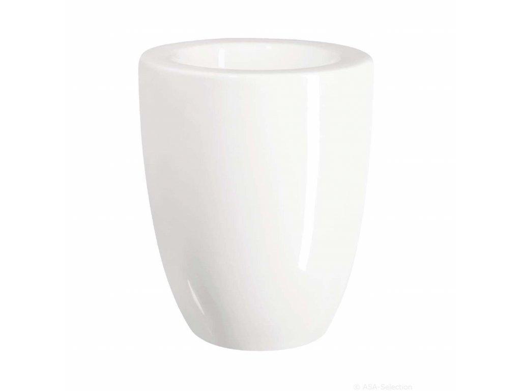 Váza TASTE v. 12 cm bílá ASA Selection