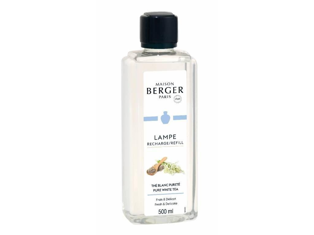 Maison Berger Paris interiérový parfém Čistý bílý čaj 500 ml