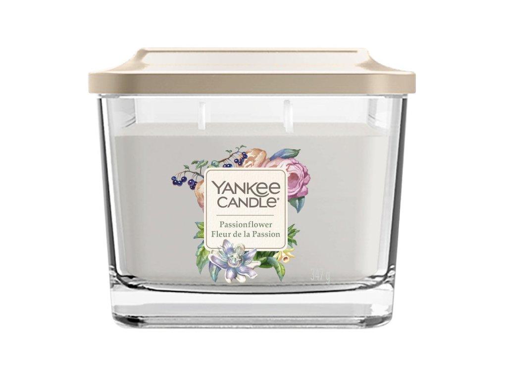 Yankee Candle vonná svíčka ELEVATION Passionflower sklo střední