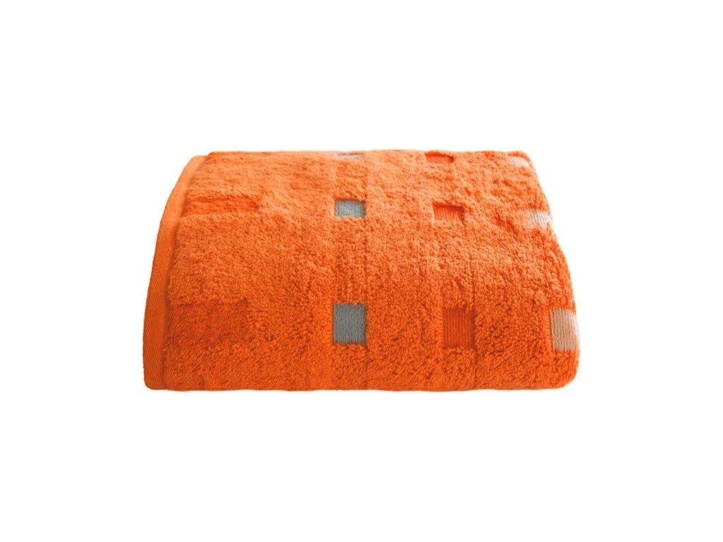 Osuška QUATTRO clementine 80 x 160 cm Framsohn