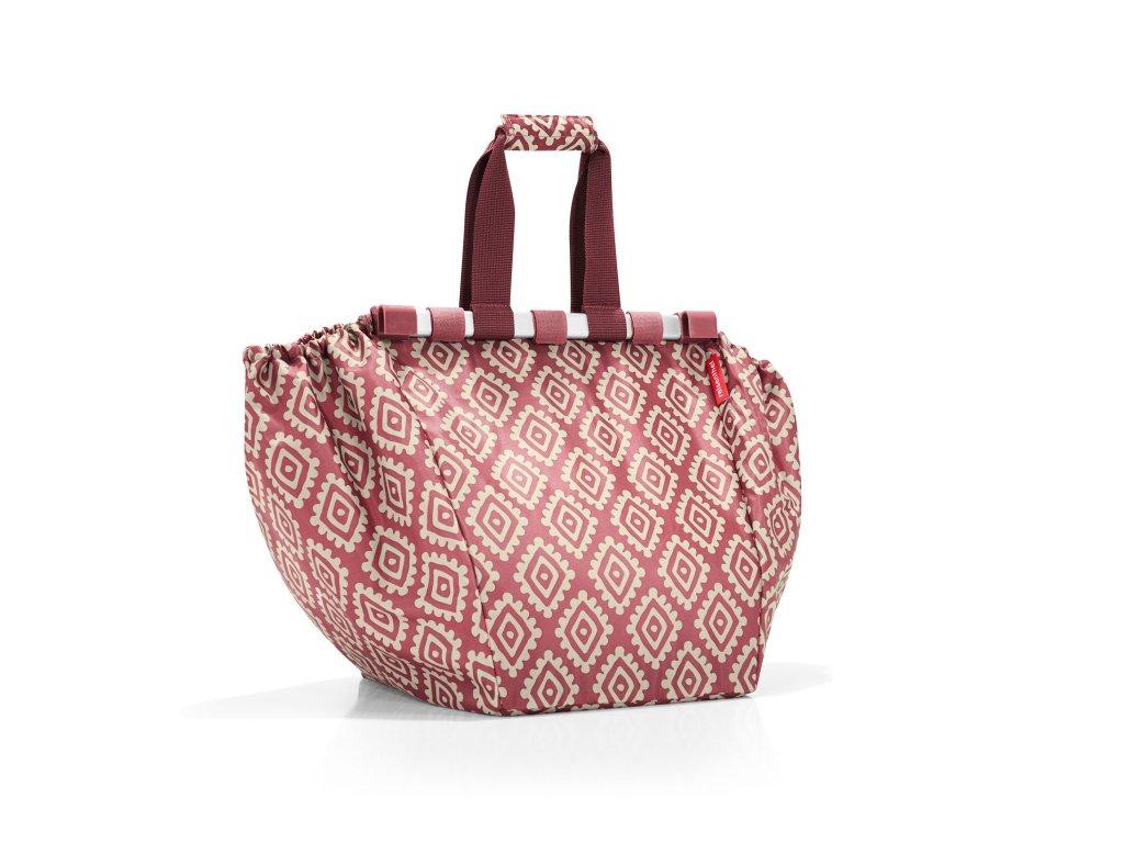 Nákupní taška EASYSHOPPING diamonds rouge Reisenthel